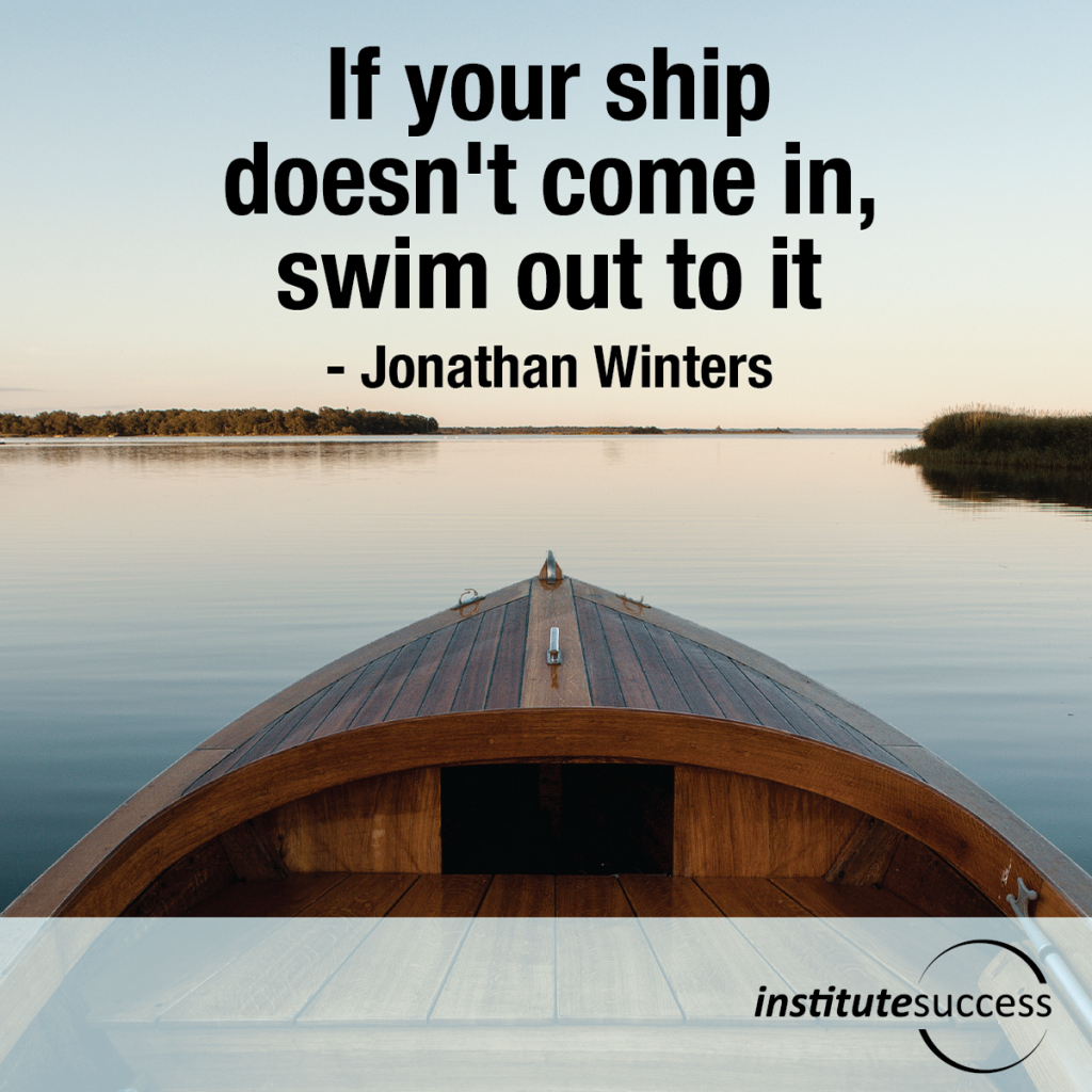 Ship Quotes Desire Is The Key To Motivation But It's The Determination And